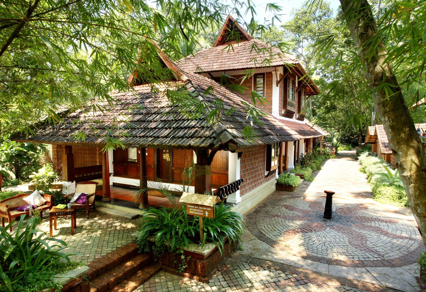 Punnamada Resort Village House Design Kerala House Design Kerala Traditional House
