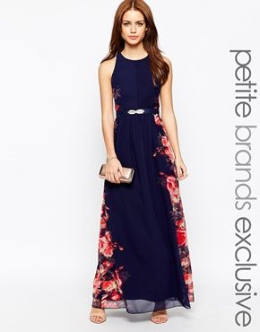 Images of Petite Maxi Dress - Reikian