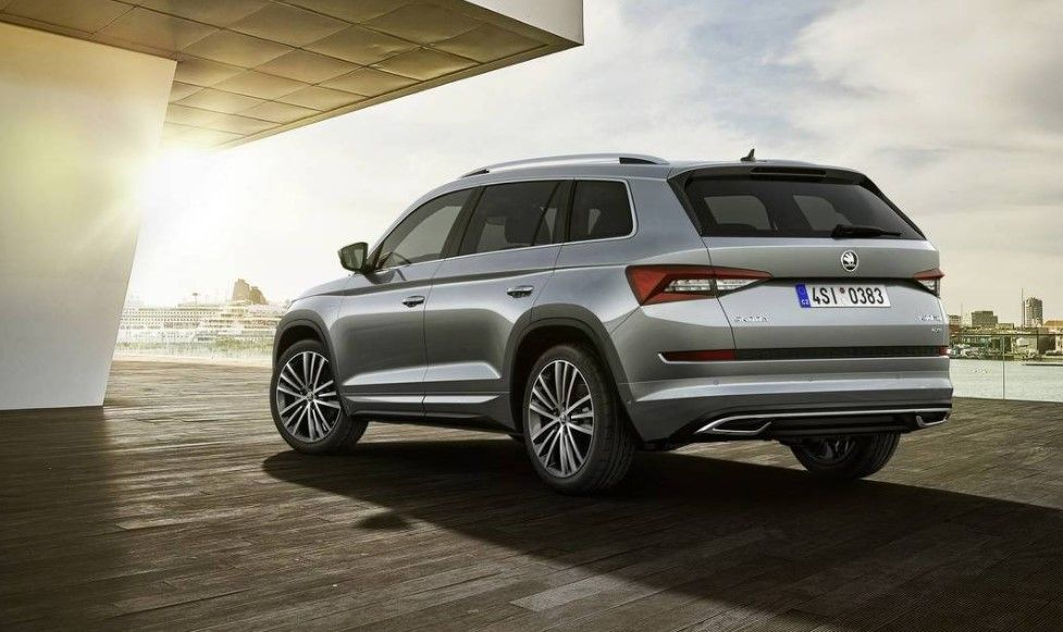 2019 Skoda Kodiaq Preview Pricing Vw Volkswagen Audi Volkswagen