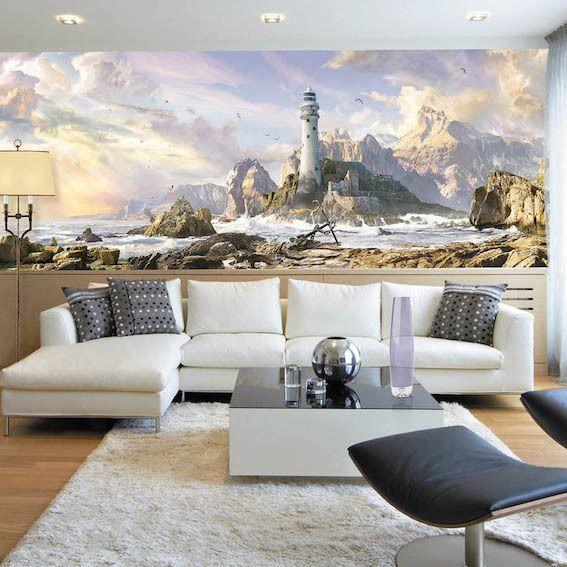 Каталог: купить фрески на стену, дизайнерские обои ...
