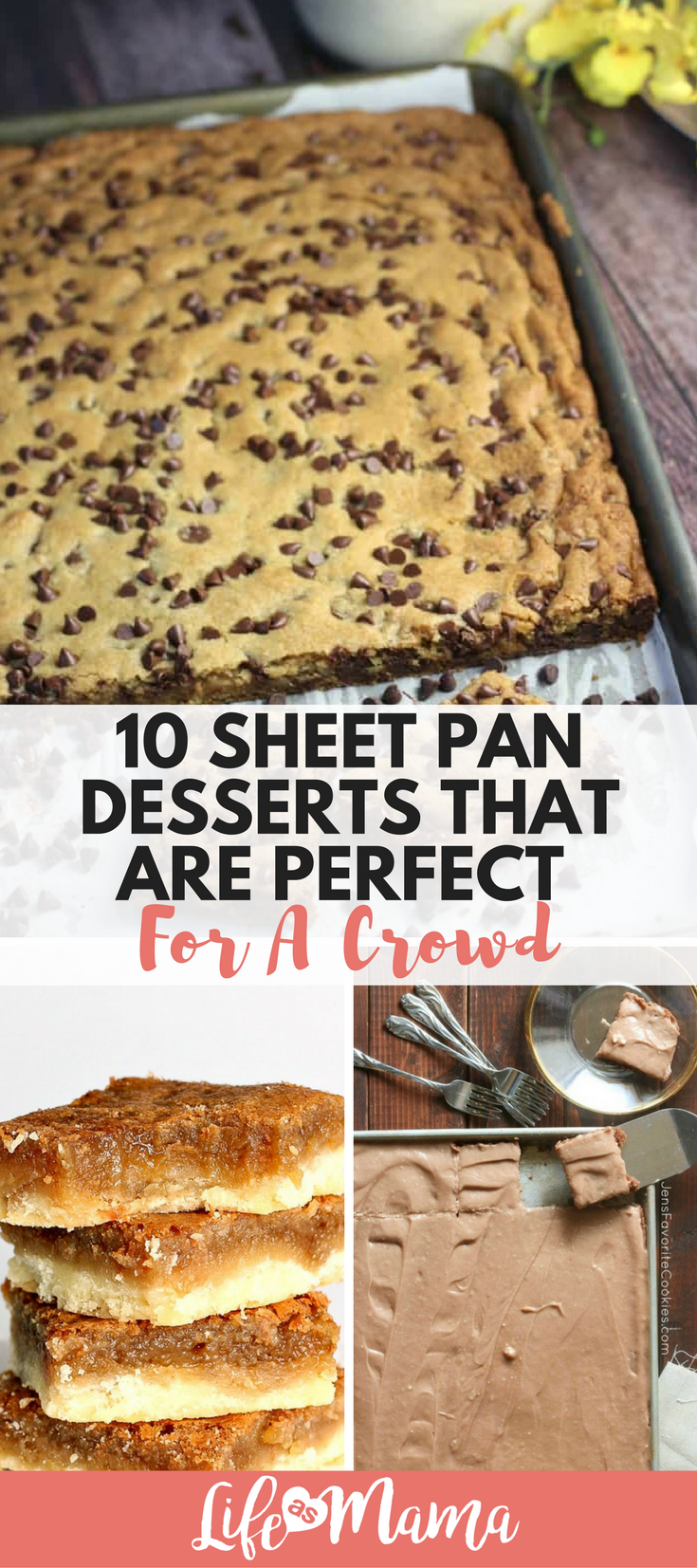 10 Sheet Pan Desserts That Are Perfect For A Crowd – Page 3 of 3