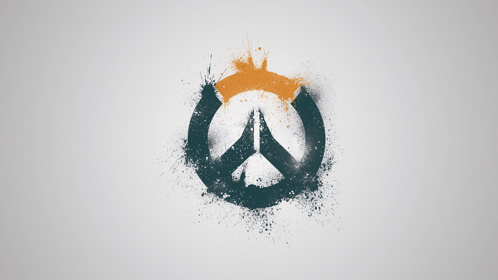 Pin By Cool Phone Wallpapers On 15 Overwatch Overwatch Wallpapers Logo Wallpaper Hd Overwatch