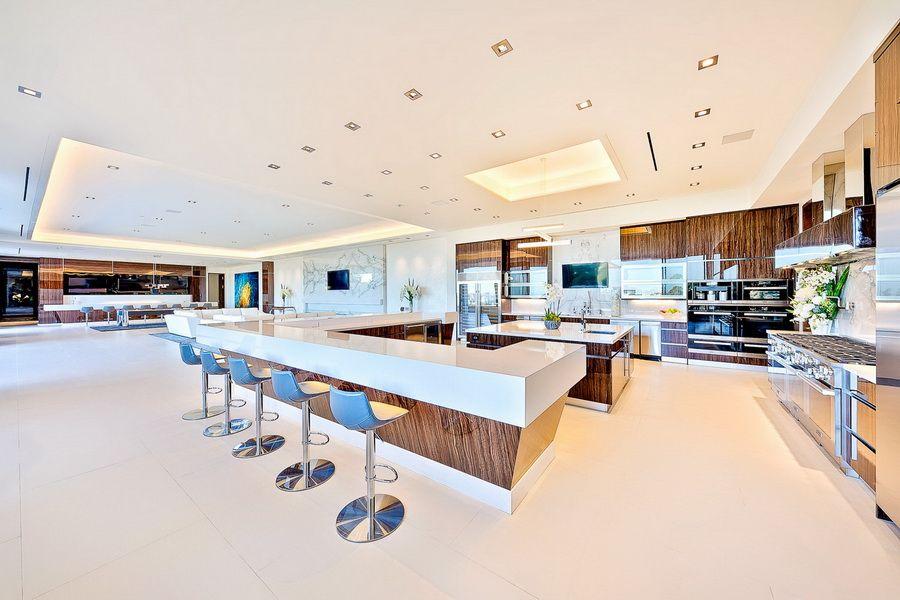 100 000 000 Modern Contemporary Bel Air Mega Mansion Luxury