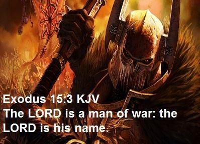 Image result for The Lord is a man of war,YAHWEH is His Name