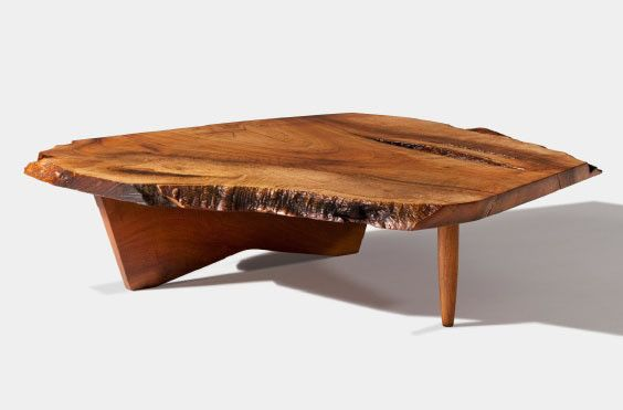 59d912789f7 Beautiful wooden center table design for the modern living room ...