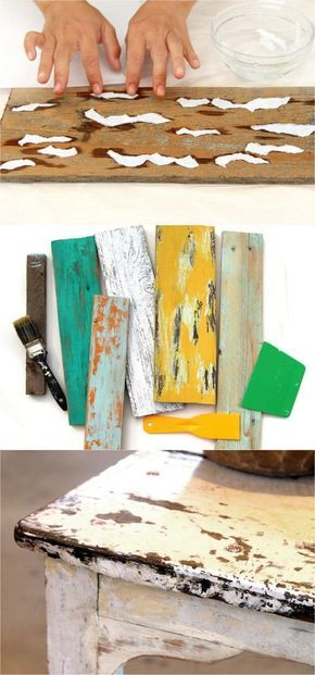 Distress Wood & Furniture: Ultimate Guide to 7 Easy Painting ...