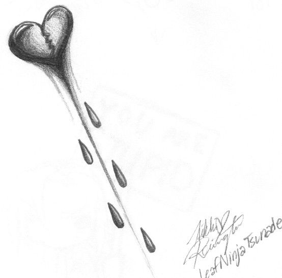 Emo Heart by NikkiFirestarter on DeviantArt