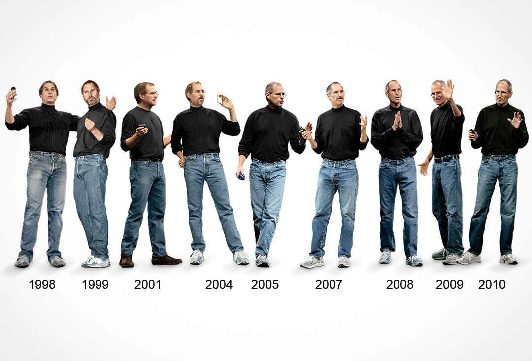 Why are some of the most powerful men dress alike every single day?