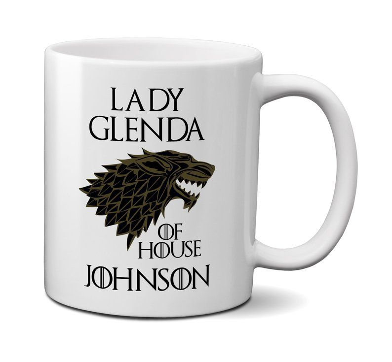 Custom game of thrones gift personalized game of thrones