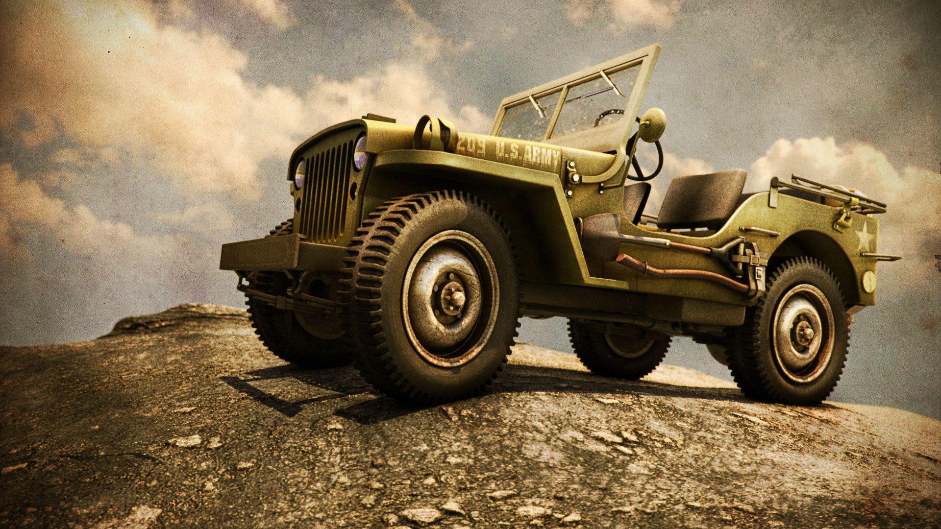 Mb Rendered2 Jpg 1920 1080 Jeep Wallpaper Willys Jeep Jeep