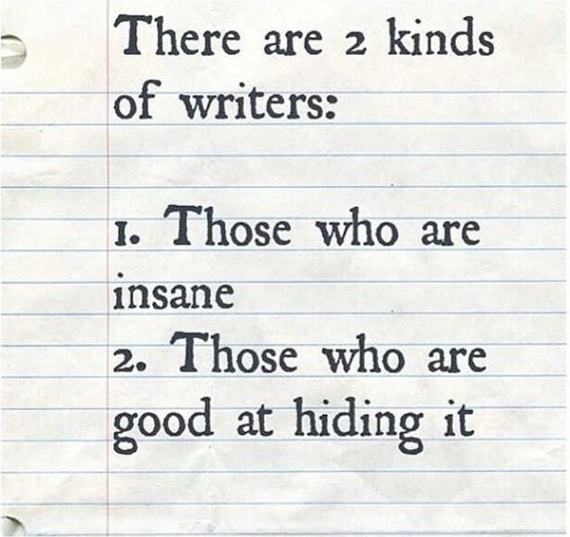 Photo of Two Kinds Of Writers | Writers Write
