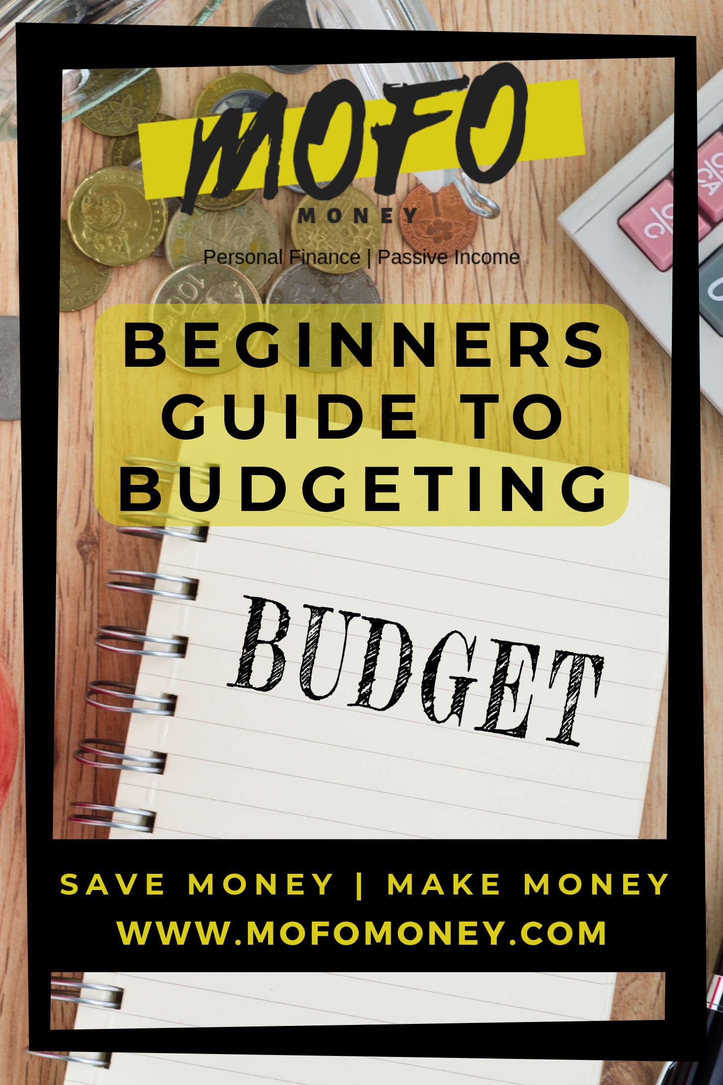 Easy Guide To Budgeting For Beginners
