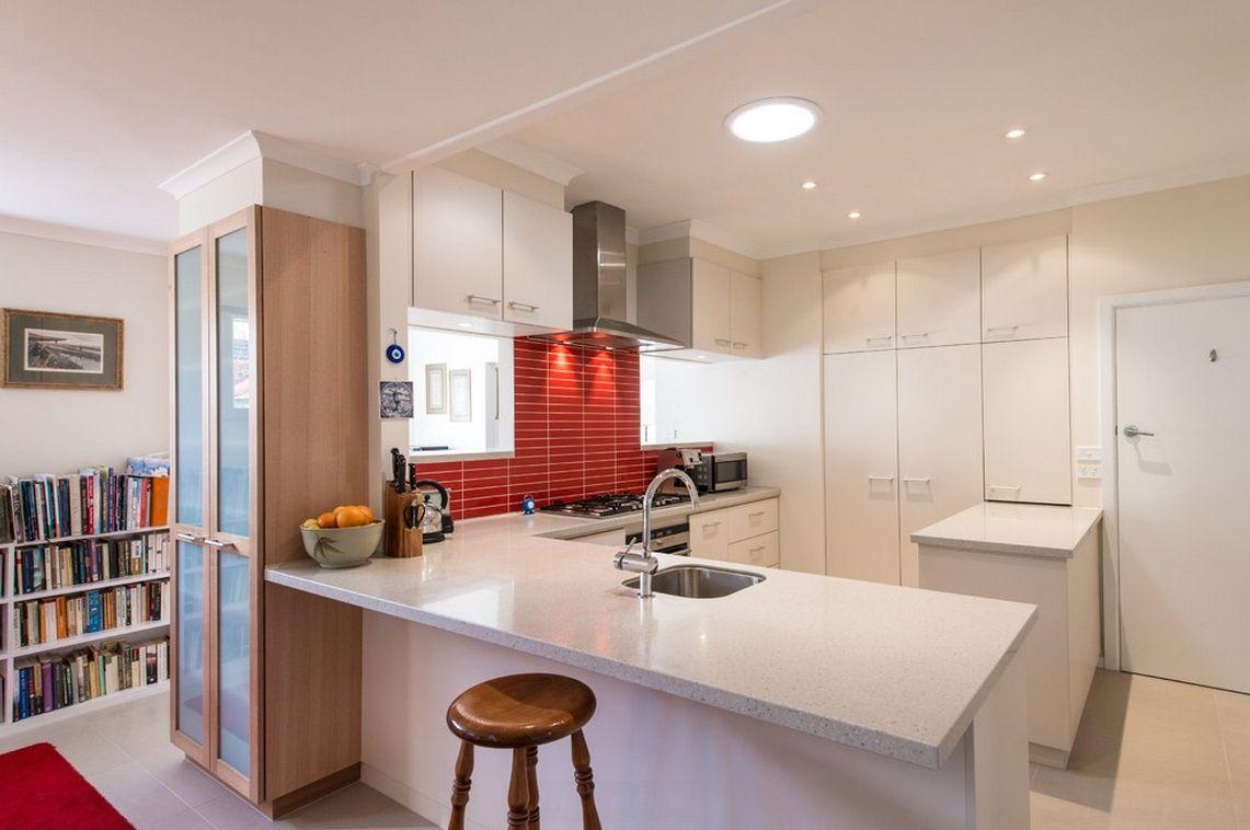Die Kleine Küche Ohne Fenster Küche Layout Withoutesign Fenster Oben ...