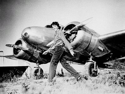 Amelia Earhart's fate remains elusive 75 years after her disappearance