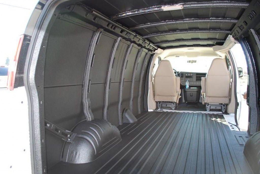 Cargo Van Interior Bob S Surviving After Cargo Van