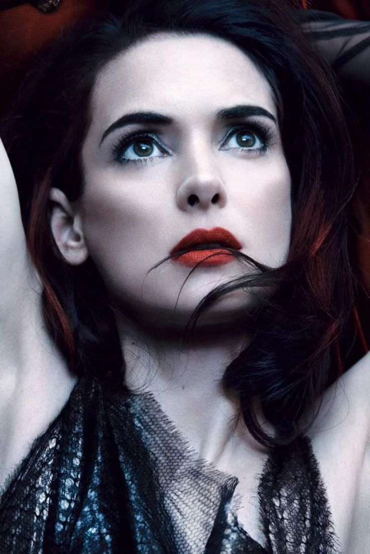 Winona Ryder by Craig McDean for Interview Magazine