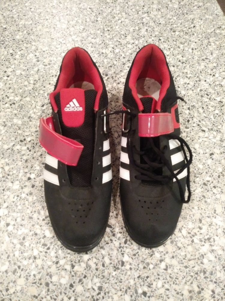 482d366ce456 Adidas Adipower Lifting Shoes. Crossfit. Olympic Lifting. Red Black   fashion  clothing  shoes  accessories  mensshoes  athleticshoes (ebay link)