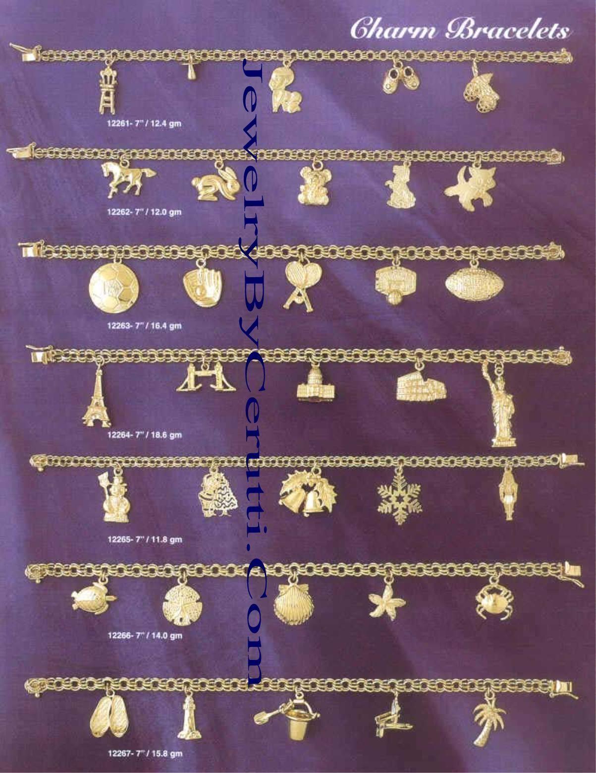 Best gold bracelet charms photos blue maize bestgoldbracelets