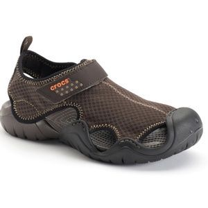 Crocs 13 Mens Swiftwater Sandals