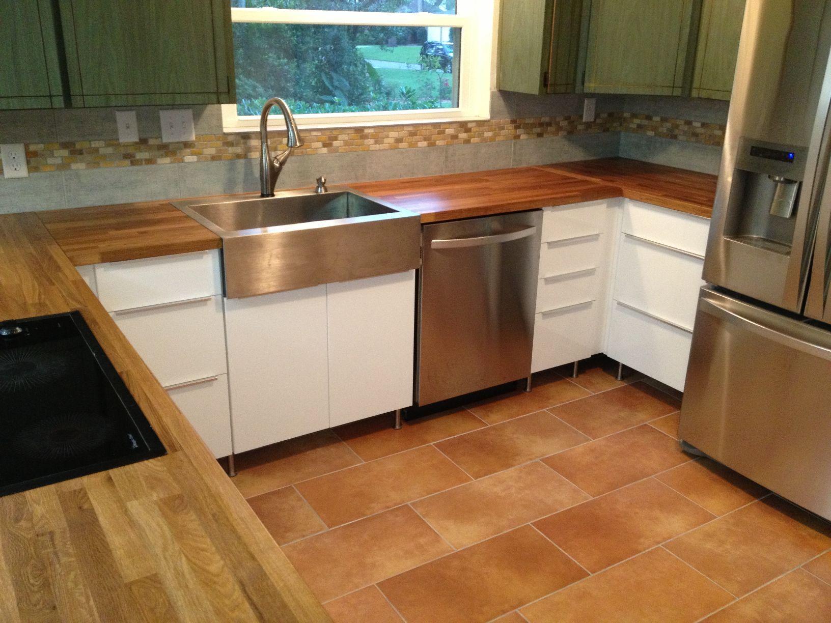 Schöne Holz Arbeitsplatten Für Die Küche Badezimmer | Badezimmer ...