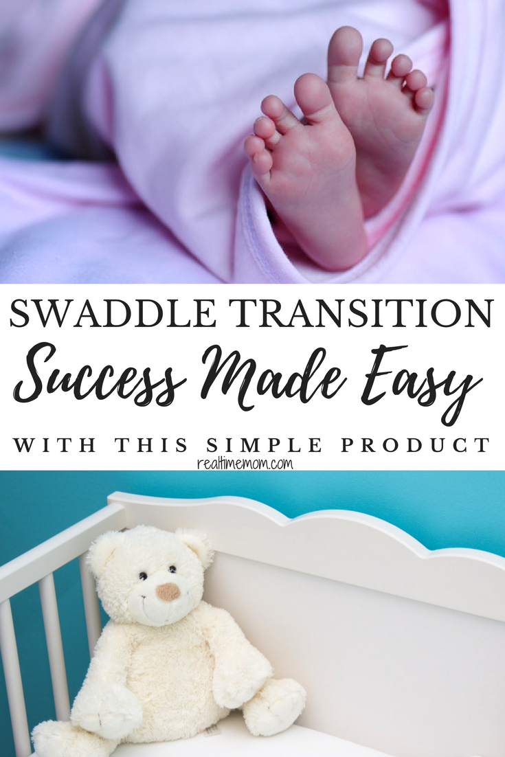 Swaddle Transition Success Using The Zipadee Zip Bloggers United