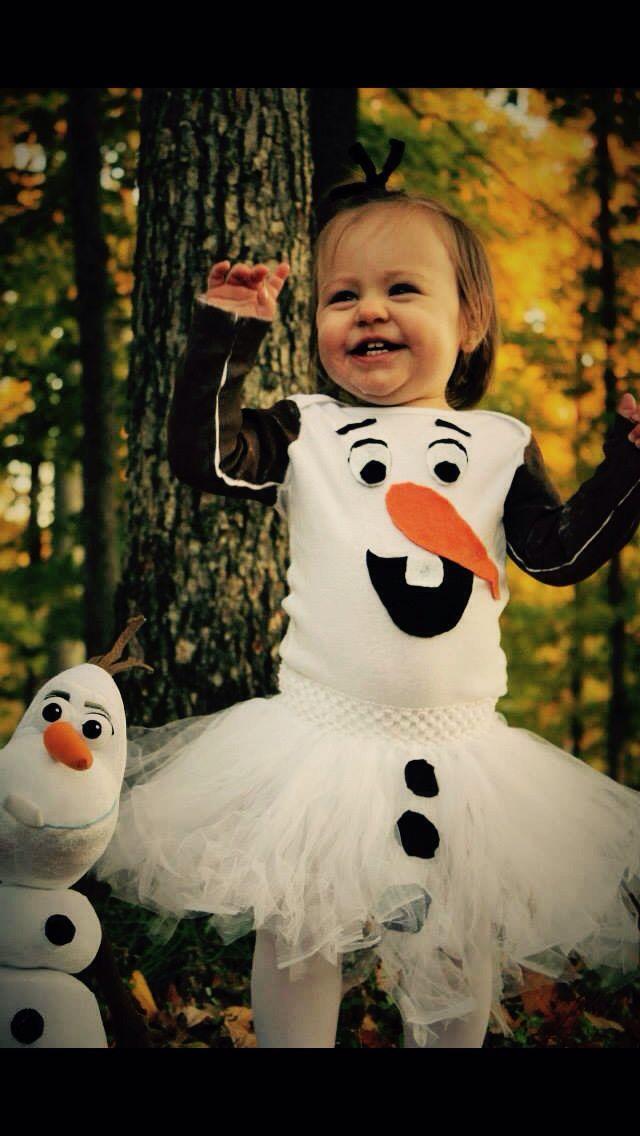 Olaf tulle tutu Disney frozen iceman   Outfits fantasy ...  Diy Olaf Costume For Teen Girls