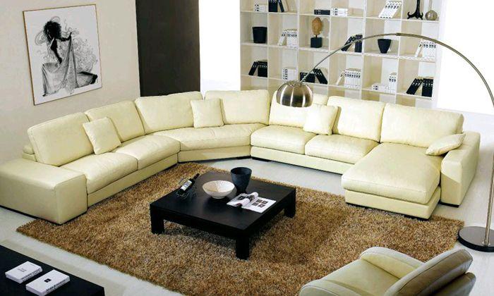 Popular L Shape Sofa Set Designs Buy Cheap L Shape Sofa Set With Images Modern Leather Sofa Sofa Design Yellow Leather Sofas