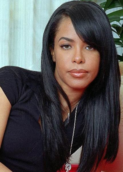 Top 5 Aaliyah Hairstyles To Try Today — Famous Beautiful Black Women ...