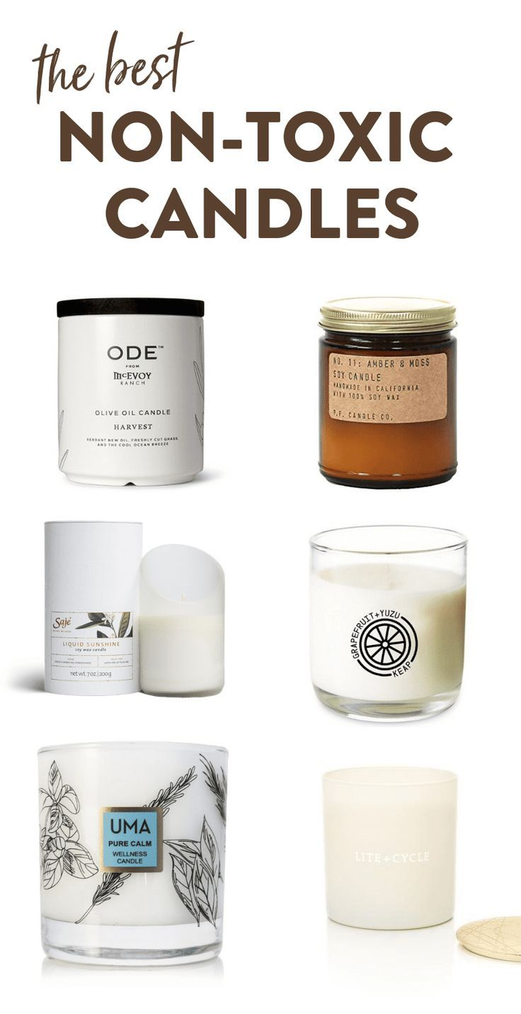 The Best Non-Toxic Candles [Yes! Candles Can be Toxic] - The Healthy Maven