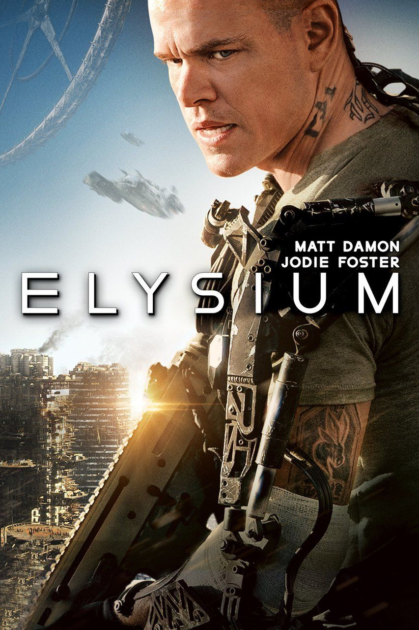 Elysium (2013) Bluray 720p movie, Elysium, Full