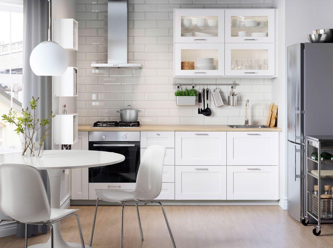 pin von a b auf k cheninspiration pinterest ikea kitchen kitchen und kitchen design. Black Bedroom Furniture Sets. Home Design Ideas