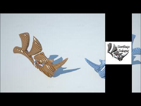 Tutorial Rhino 3D | Crear Planos Seriados con Rhinoceros