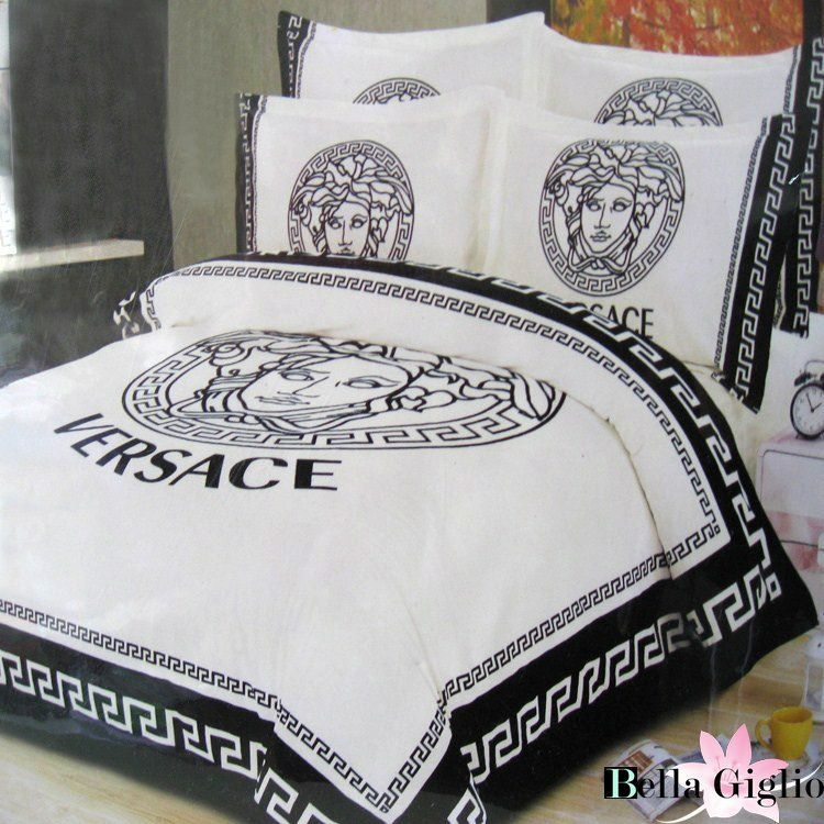 Versace Bedding Set!!! Bedrooms Pinterest Bettbezug