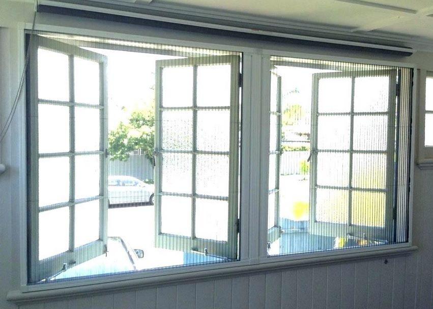 Casement Window Screens Provide You Superior Ventilation