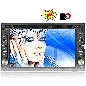 Us Deals Audio 7 2 Din Hd 1080p Touch Screen Car Fm Mp5 Player