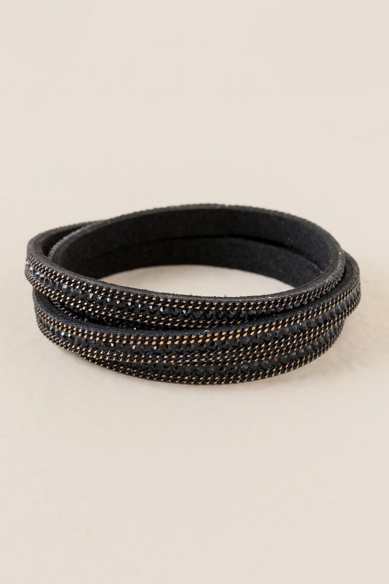 Florina wrap bracelet bracelets beaded