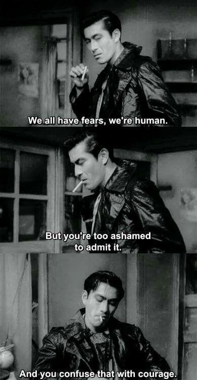 Drunken Angel By Akira Kurosawa Movie Quotes Funny Rap Lyrics Quotes Movie Quotes