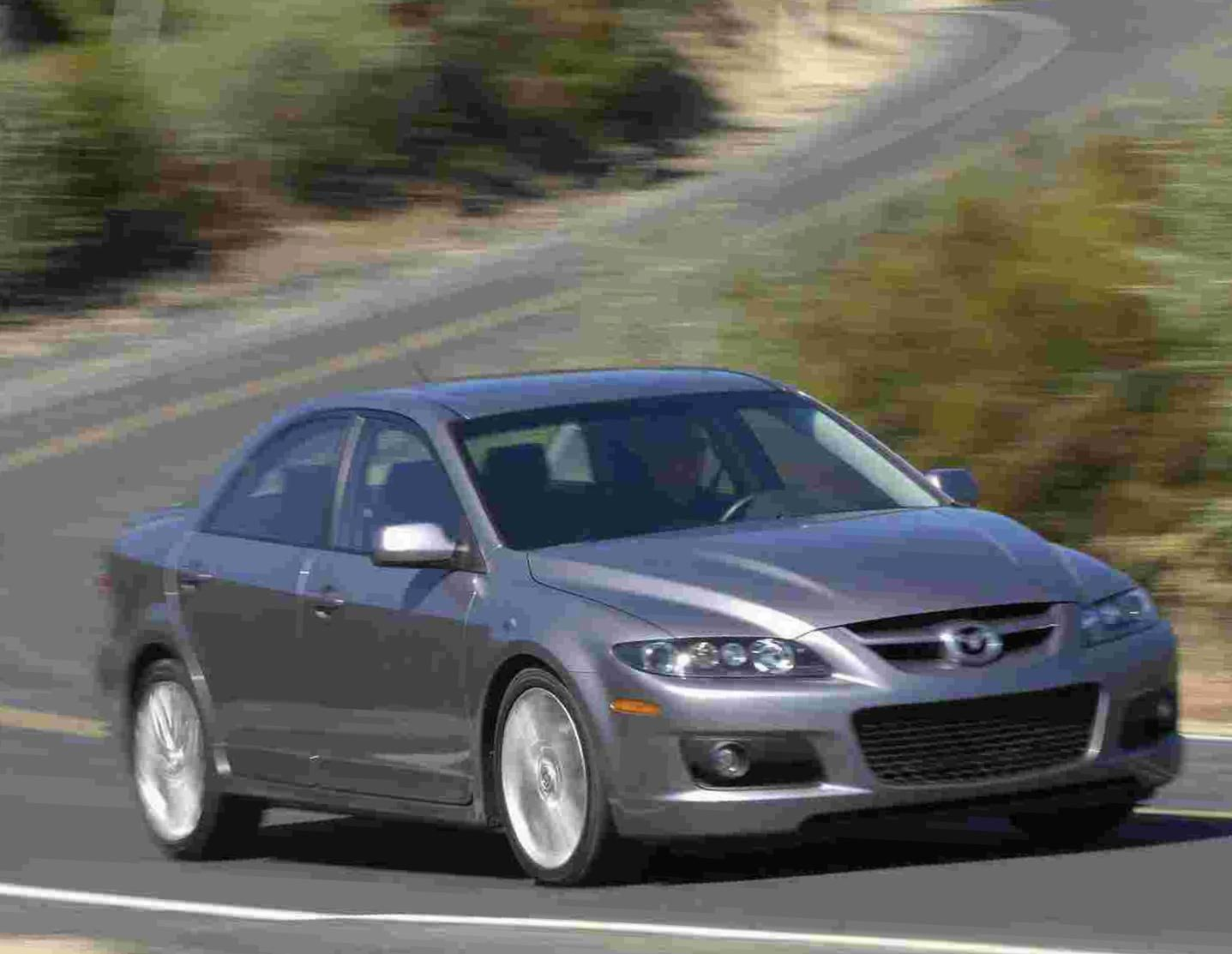 Specification and photo mazda 6 mps auto models photos and specs
