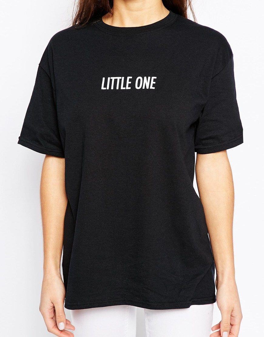 Imagen 3 de Camiseta Little One de Boohoo Petite