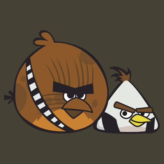 Star Wars Angry Birds Mind Blown Angry Birds Star Wars