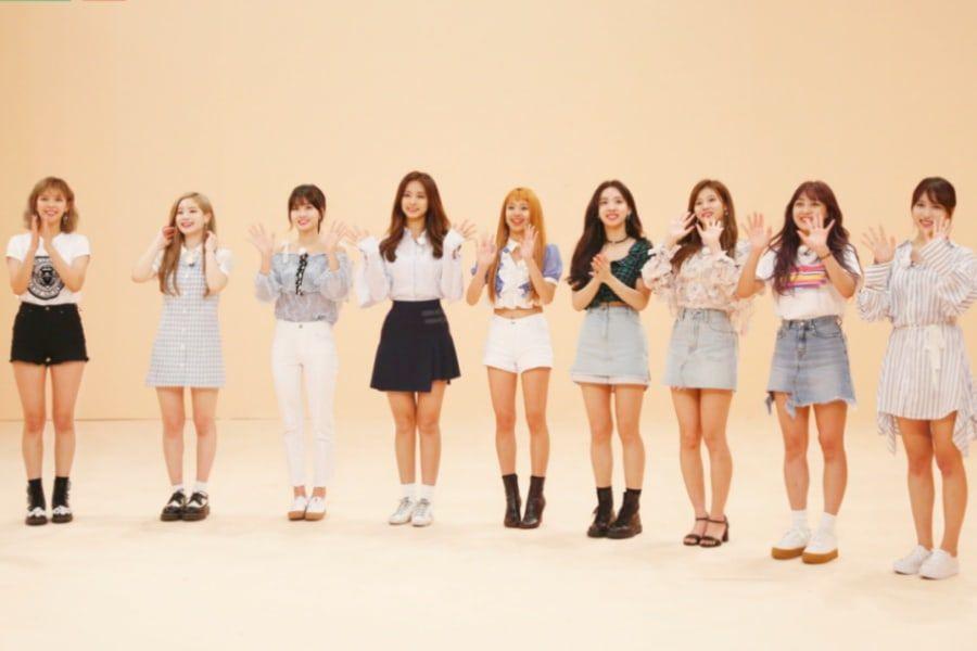 Twice Recording Live On 25th For Idol Room Kpop Girls Twice Idol