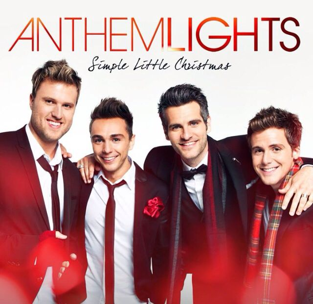 Anthem lights Christmas album | then|sings|my|soul | Anthem