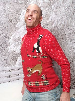 943efca2ab 10 Stylish Alternatives to the Ugly Christmas Sweater | Funny ...