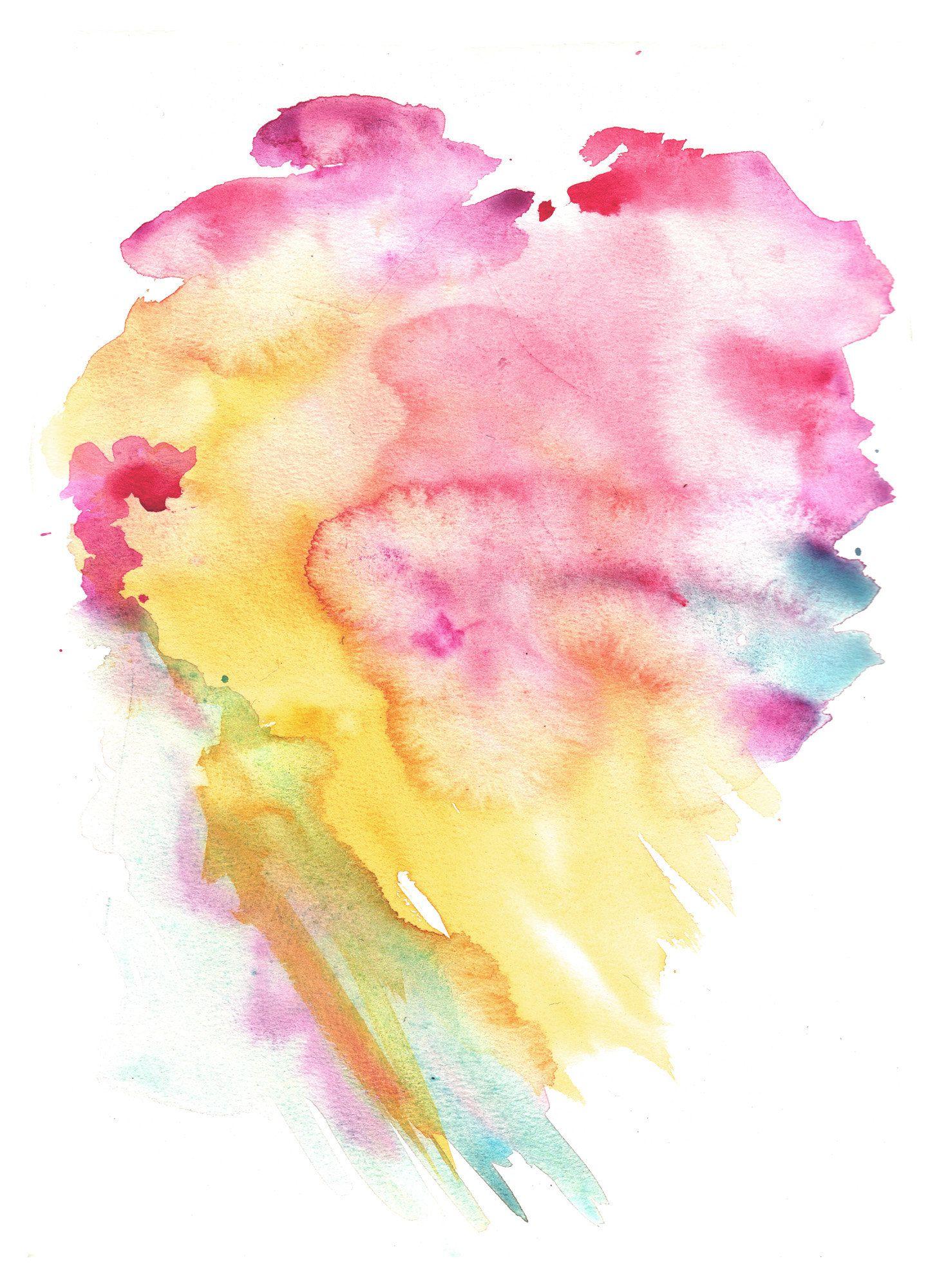 Watercolor Texture 2 Fondos Acuarela Mancha De Acuarela Acuarela Fácil