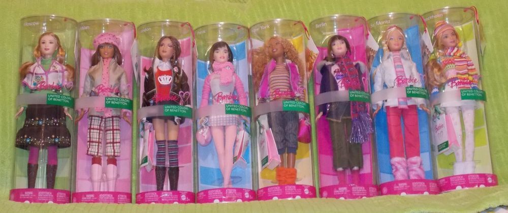 Barbie Fashion Fever, The United Colors of Benneton