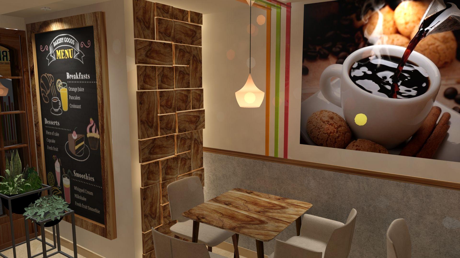 Proyecto De Decoraci N De Interiores De Cevicheria Fotos Somos  # Muebles Para Cevicheria