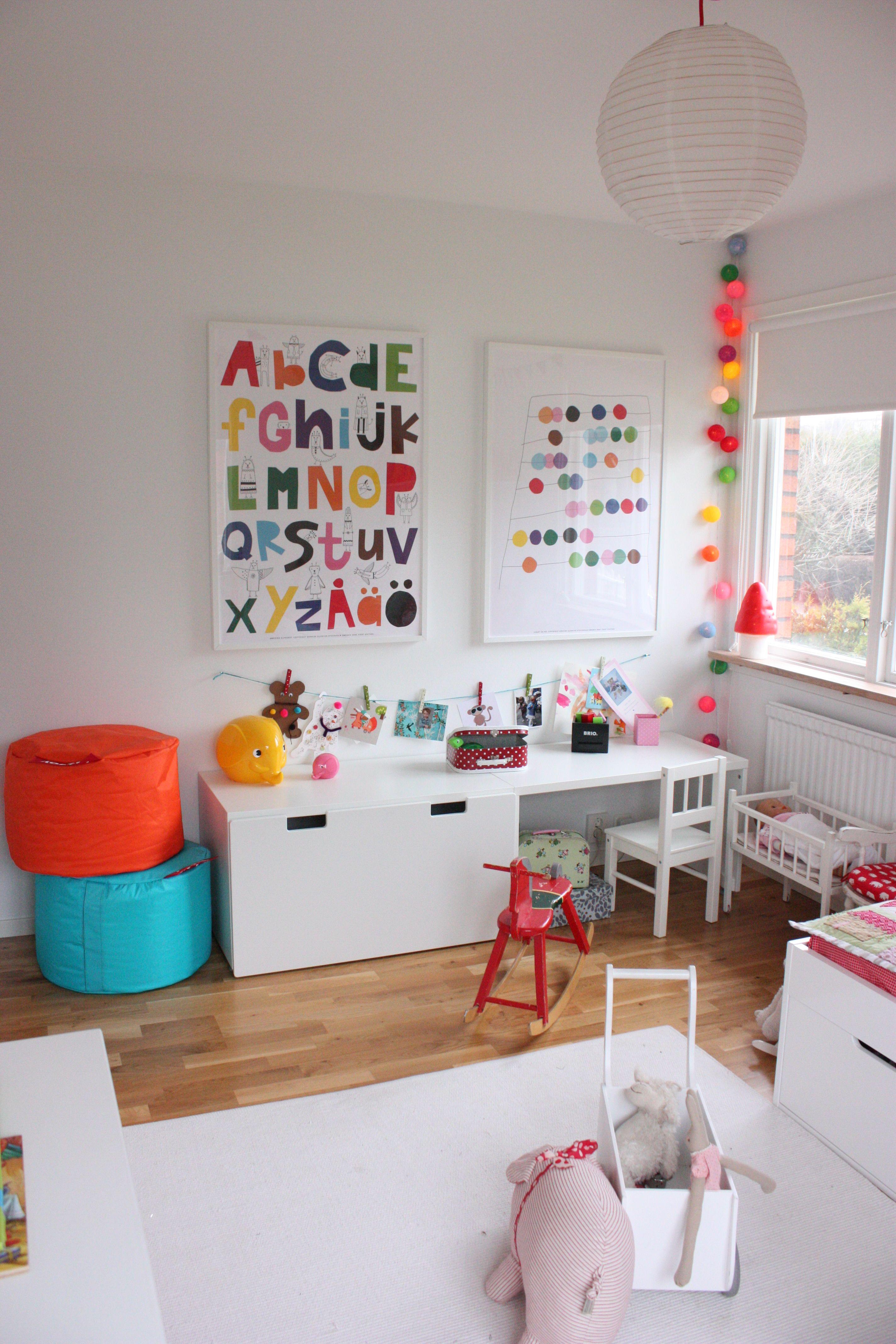 Habitaciones de ikea para niñas. Ikea room for girls | Pinterest ...