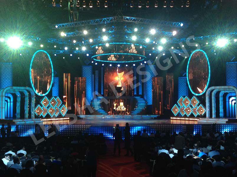 Awards stage set design stage pinterest for Tisch design for stage and film