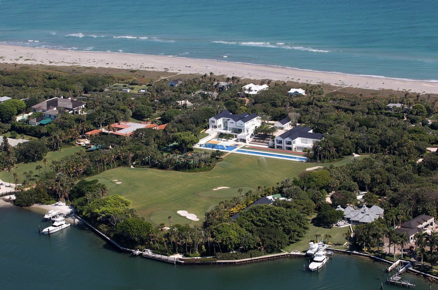 Small Of Tiger Woods House