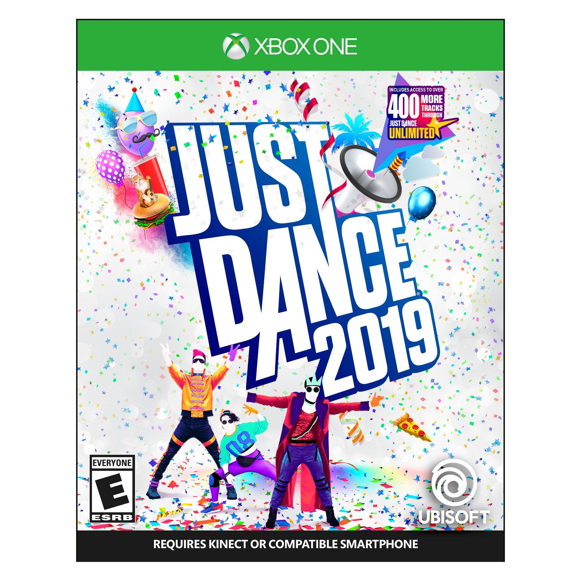 Just Dance 2019 - Xbox One | Products | Dance games, Wii